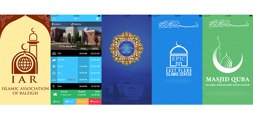 Have a Masjid Application on your IOS Phone?