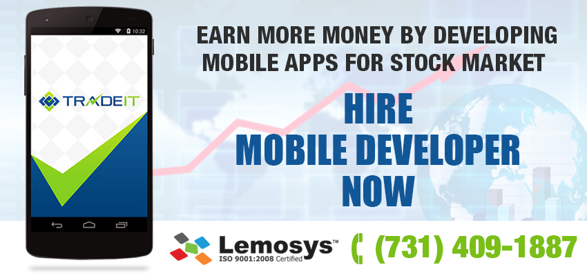 Build Top Mobile Application Like Tradeit to Increase Your Sell