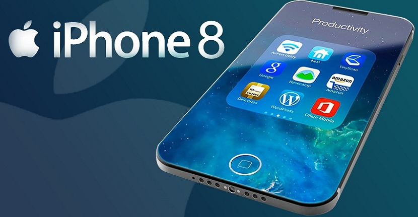 "Top Impressive Features in I-Phone 8"""