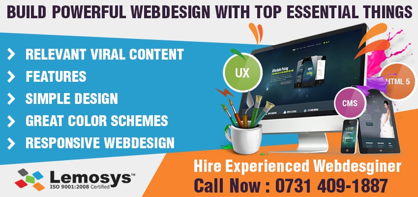 Essential Thigs to Design Website