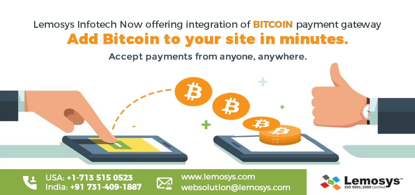 Bitcoin Top Crypto Currency Payment Gateway For Your Online Web Store -