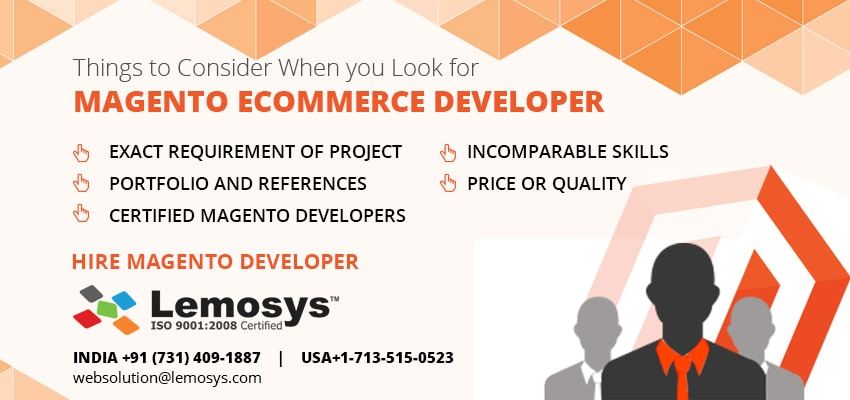 5 Things to look When Hire Magento Developer