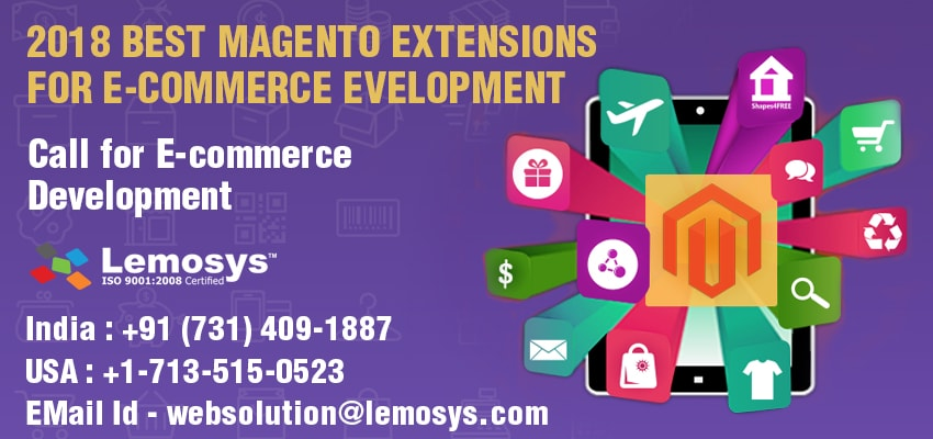 Best magento extension for Ecommerce development