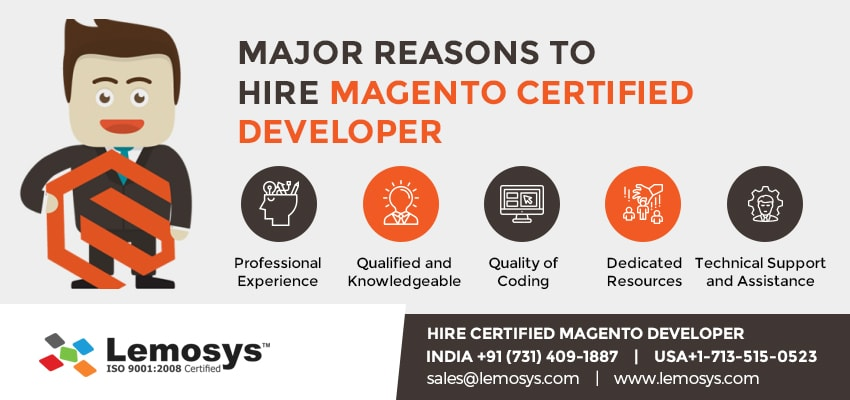 Reason to Hire Magento Certified Developer
