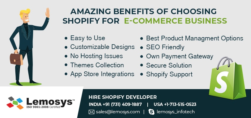 Top Benefits of Using Shopify Development