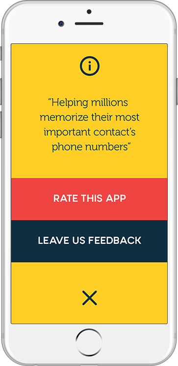 Know Your Numbers Funny Application