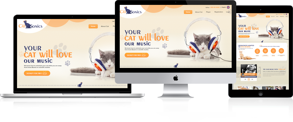 CatSonics Music For Your Cat